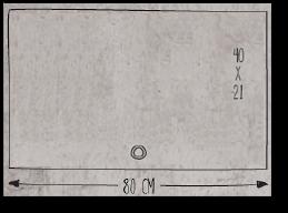 Kochfeld 80 cm breit NEFF